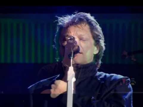 Bon Jovi - Hallelujah (subtitulos...
