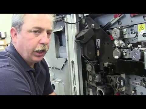 A how to guide for regular maintenance tasks on the Oce VarioPrint 6000 production printer