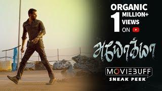 Ayogya - Moviebuff Sneak Peek | Vishal, Raashi Khanna, R Parthiban | Venkat Mohan
