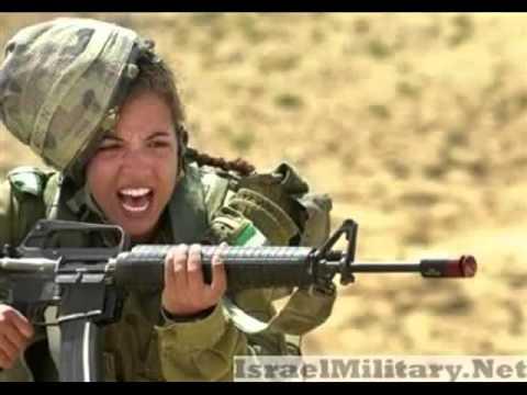 Девушки израильской армии на Wwwtop20travelppua