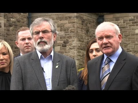 Sinn Fein calls for vote on Irish unity after Brexit