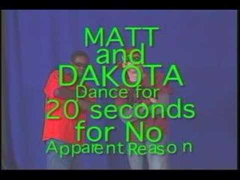Pointless Dancing