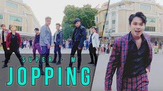 [KPOP IN PUBLIC CHALLENGE] SuperM 슈퍼엠 'Jopping' | Dance cover by GUN Dance Team from Vietnam