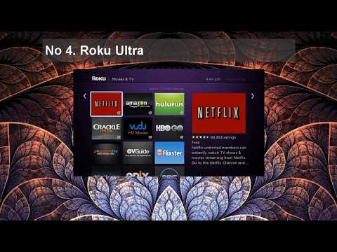 Top 4K Video Streaming Devices Comparision