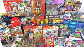Justice League Action Minecraft  Despicable Me 3 Teen Titans Lego Ninjago Angry Birds & Wonder Woman