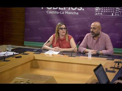 José García Molina dimite como diputado regional para entrar en el Ejecutivo de Page