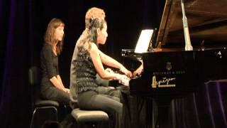 Franz Schubert : Fantaisie pour piano à 4 mains en Fa mineur D 940