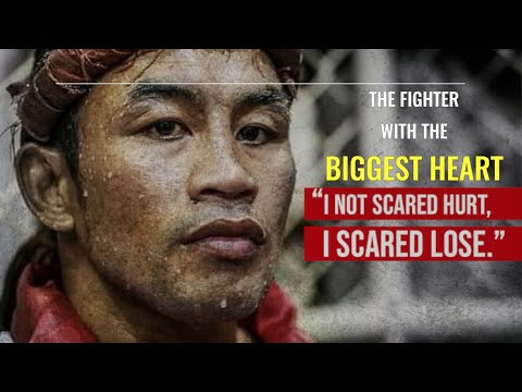 The Fighter with the BIGGEST Heart | Muay Thai Documentary | Pornsanae Sitmonchai