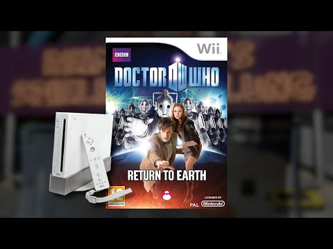 Gameplay : Doctor Who Return to Earth [WII]