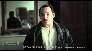 Monsieur l'Abbé de Blandine Lenoir - Lutins 2011