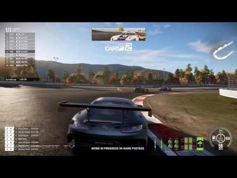 Project Cars 2 PREVIEW Gameplay #01 Fuji Speedway Chase Cam