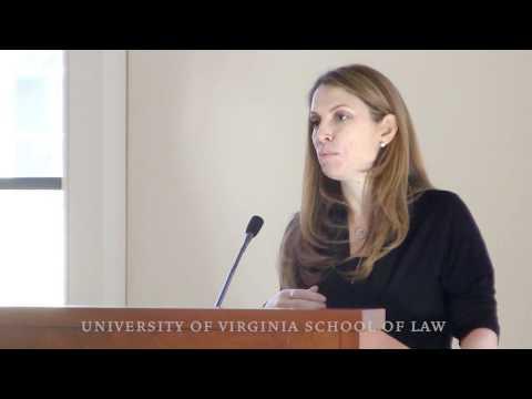 Staci Riordan Delivers Keynote at UVA Law Fashion Law Symposium