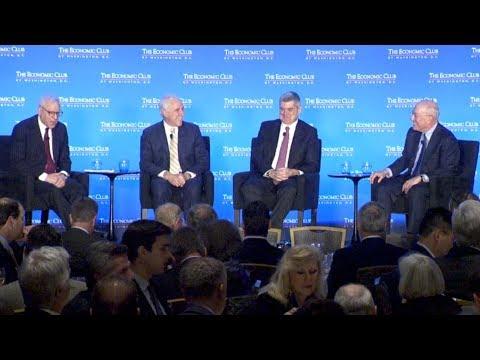 2018 Medical Panel: Kurt D. Newman, M.D, Paul B. Rothman, M.D. & Craig B. Thompson, M.D.