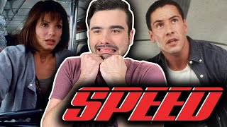 WATCHING SPEED (1994) FOR THE FIRST TIME!! MOVIE REACTION