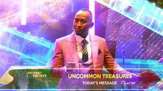 UNCOMMON TREASURES pt1