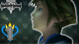 Kingdom Hearts HD 1.5 ReMIX - Kingdom Hearts Final Mix - Ep. 1 - The Graphics!!