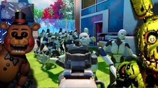 Black Ops 3 - Nuketown iRobot / Five Nights At Freddy