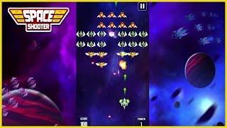 Space Shooter: Galaxy Attack - UM GALAGA PARA ANDROID!