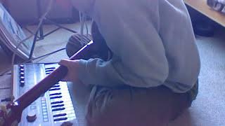 microkorg tutorial (guitar and vocoder)