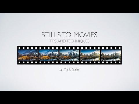 From Stills to Movies