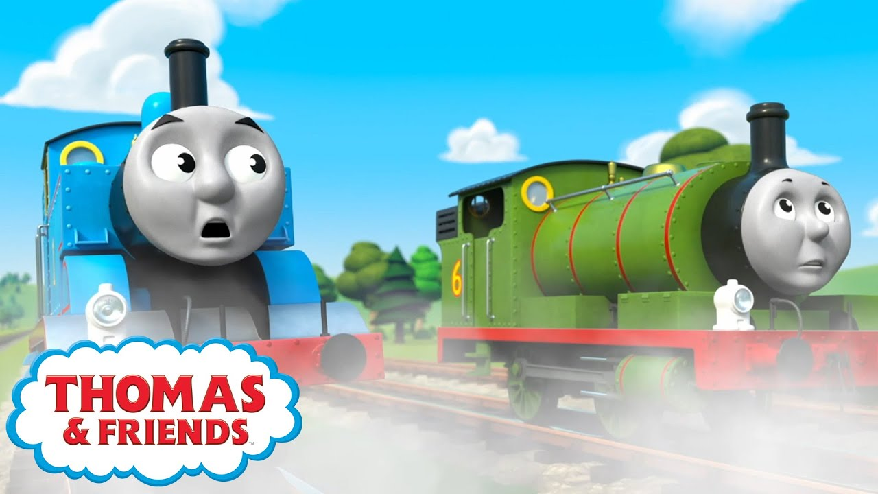 Learn About Emotions! | Learn with Thomas and Percy | Kids Song Compilation |  @Thomas & Friends