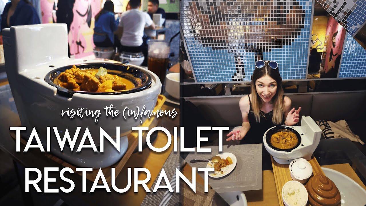 A Taiwan Toilet Restaurant Modern Toilet Restaurant Taipei