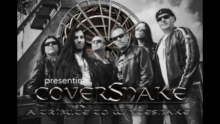 CoverSnake - A Tribute To Whitesnake (feat. Emmo Acar from Voice of Germany)