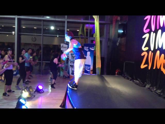 Zumba Fitness at BJC with ZIN Rellu Pats