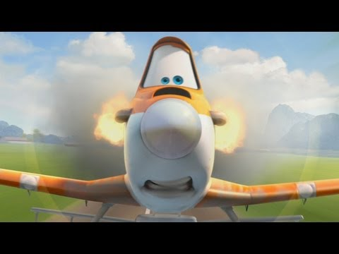 Meet Dusty - Disney's Planes