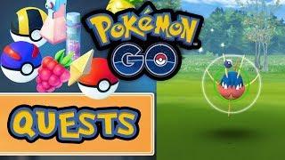 Tipps, Tricks & unnützes Wissen über Quests | Pokémon GO Deutsch #598