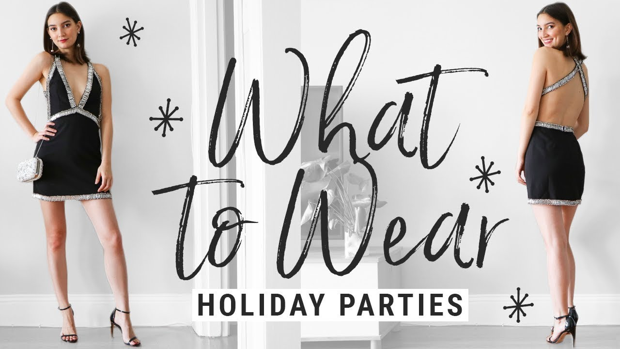 Watch What to Wear on Holiday video