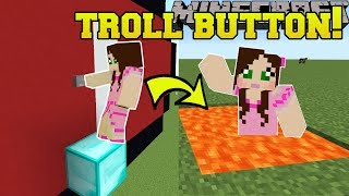 Minecraft: THIS BUTTON TROLLS YOU!!! - Find The Button Youtube - Custom Map