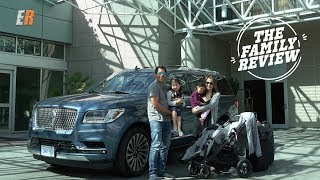 2018 Lincoln Navigator - A Capable Hauler for Family and Toys