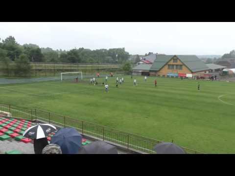 34. kolejka III ligi: Unia Turza Śląska - Stal Brzeg 4:4