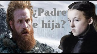 TORMUND Y LYANNA MORMONT ¿PADRE E HIJA?