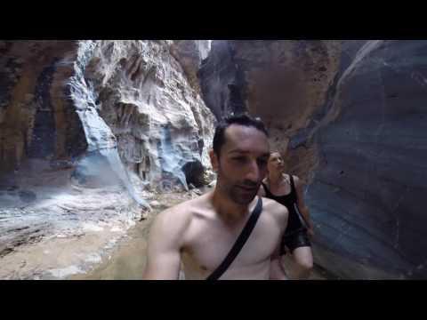 Snake Canyon Oman