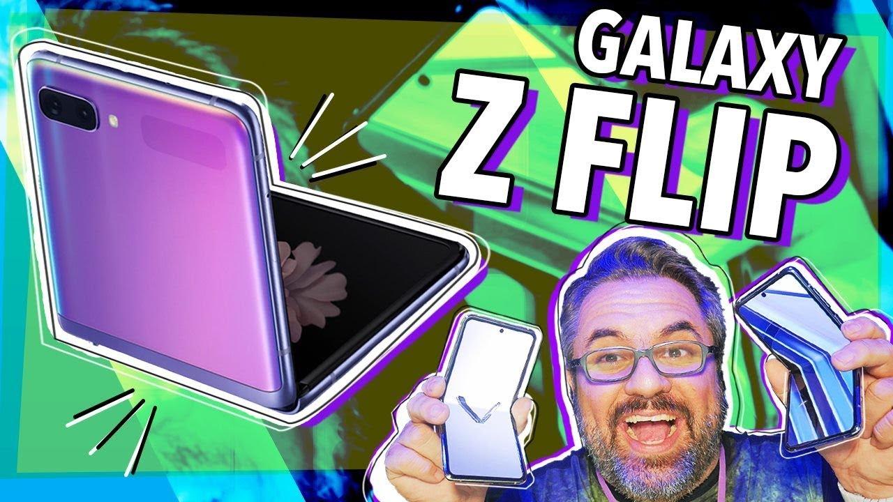 Download GALAXY Z FLIP: PRIMEIRAS IMPRESSÕES!