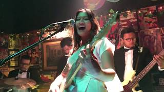 Danilla - Index (Live at Duck Down Bar, Jakarta 10/11/2019)