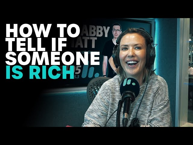 How To Tell If Someone Is Rich | B105