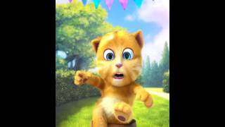 BREAKDANCING COOL Talking Ginger 2 Funny! screenshot 5