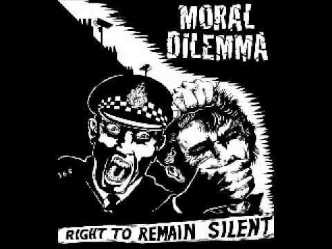 MORAL DILEMMA - Right To Remain Silent [FULL ALBUM]