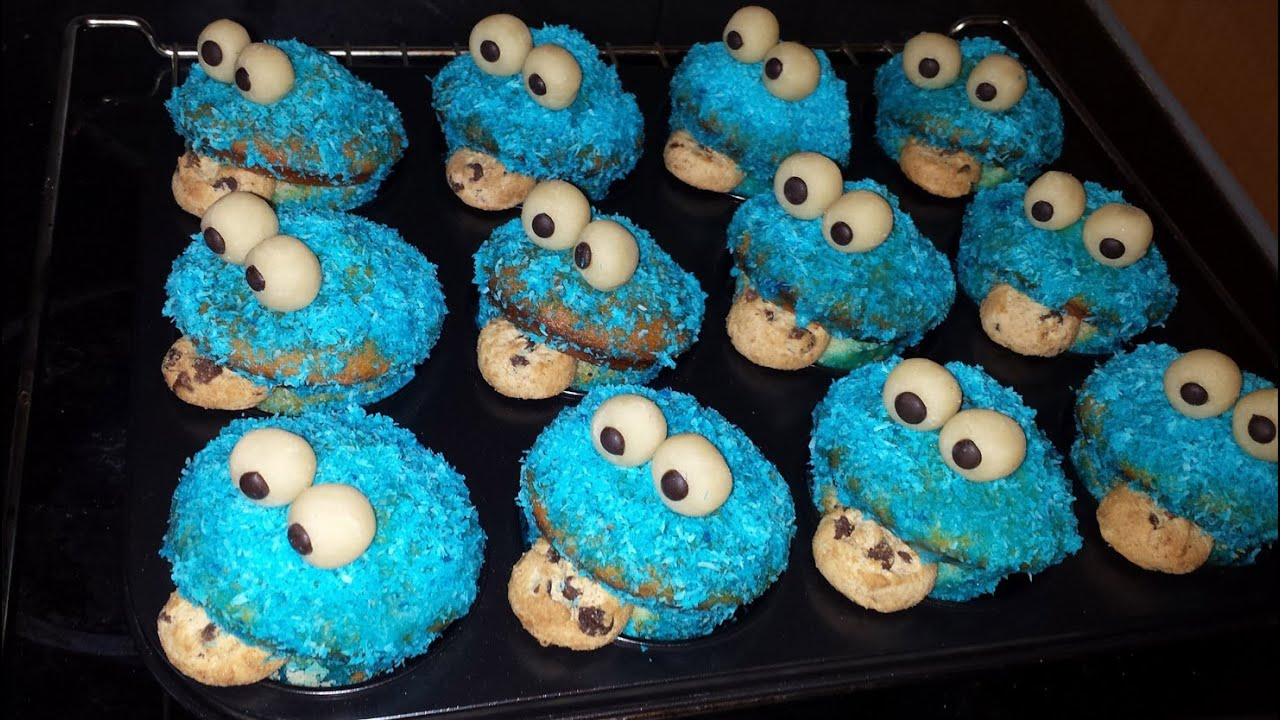Krumelmonster Muffins Cupcakes Einfach Selbst Mach Youtube