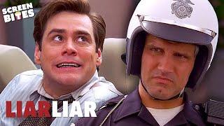 I Have Unpaid Parking Tickets | Liar Liar | SceneScreen