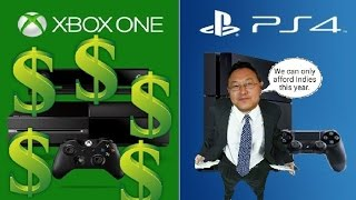 Cloud Processing Future Proof Xbox One Vs Already Obsolete PS4