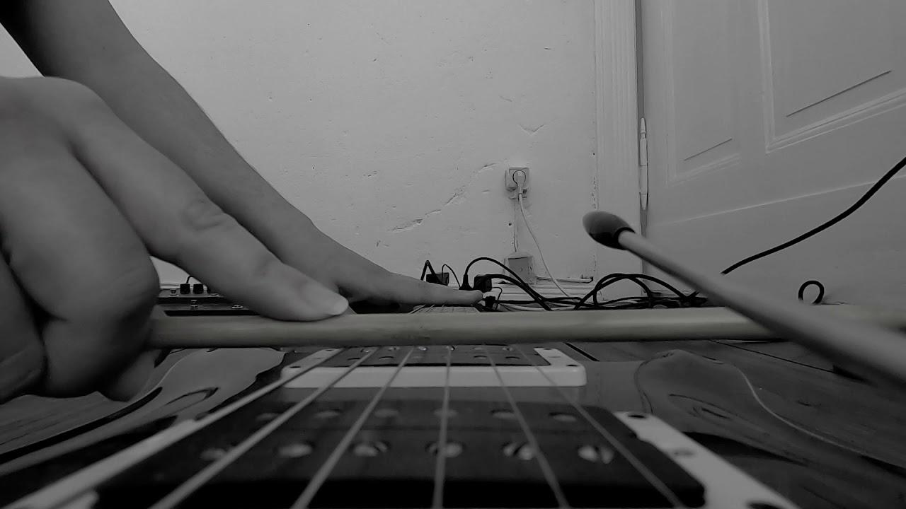 Download Clipping Glitch - Episode 5 (Ruben Mattia Santorsa, electric guitar)
