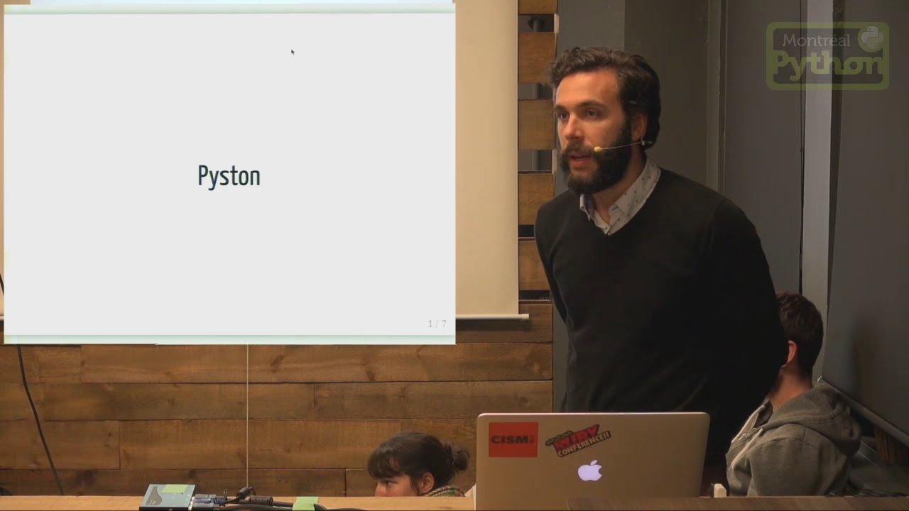 Image from Pyston, a new JIT-based Python implementation