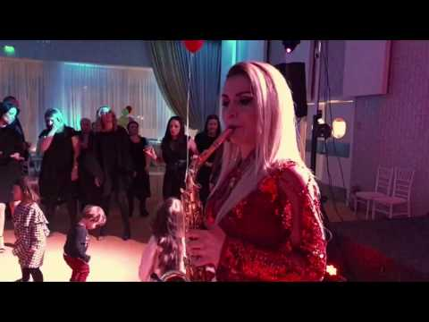 Dillon Francis DJ Snake - Get Low  DONIA - Saxophone - Private party -