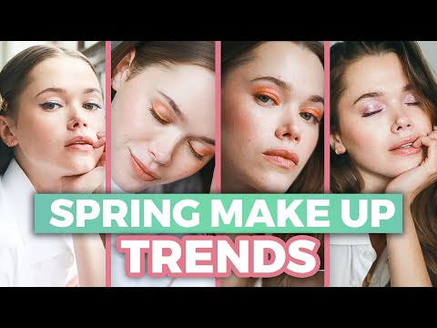 Spring Makeup Trends That You Can Actually Wear thumbnail