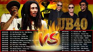 Bob Marley,UB40,Cocoa Tea Top 20 Reggea Songs, Greatest Hits,Best Songs Playlist