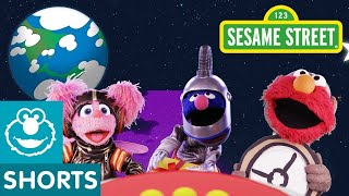 Sesame Street: Space Car | Imagination Destination